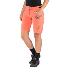 Protective P-DKR Shorts Damer, coral